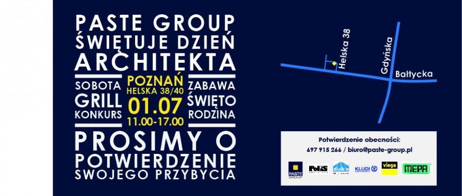 News - Dzień Architekta w Paste-Group
